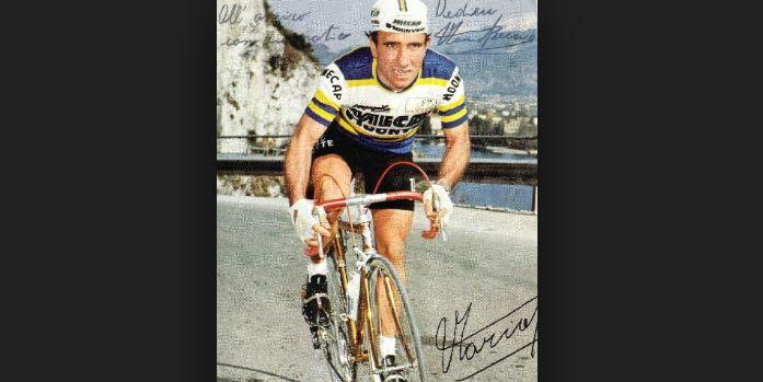 Veertig jaar geleden: Mario Beccia wint eerste rit van deGiro