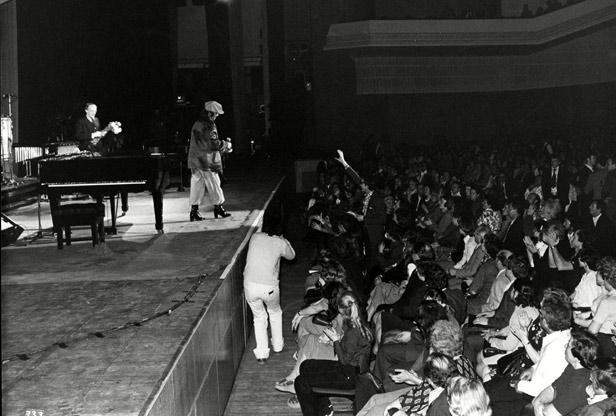 Veertig jaar geleden: Elton John in deUSSR