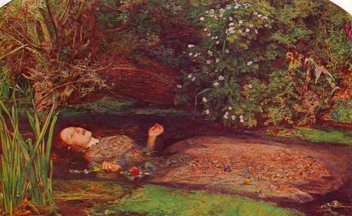 John Everett Millais(1829-1896)