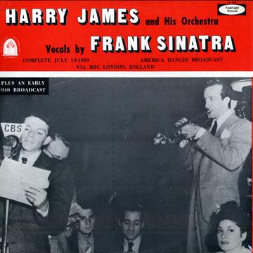 Tachtig jaar geleden: eerste plaat van FrankSinatra