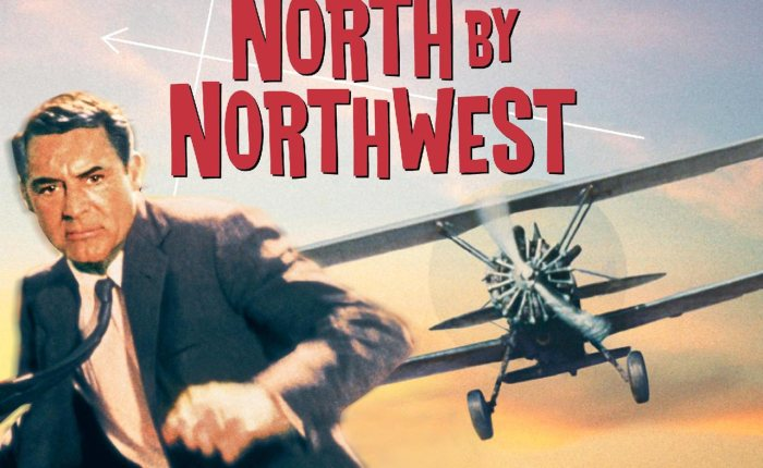 """Zestig jaar geleden: première van """"North by Northwest"""""""