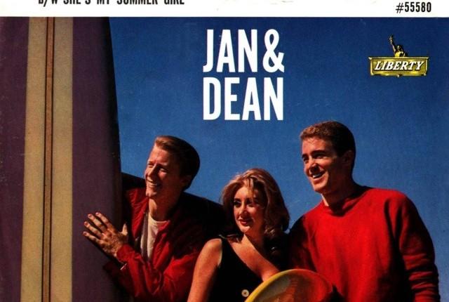 """55 jaar geleden: """"Surf City"""" op nummeréén"""
