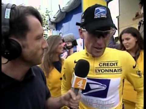 Twintig jaar geleden: Lance Armstrong wint zijn eersteTour