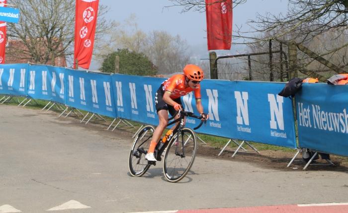 Marianne Vos wint LaCourse