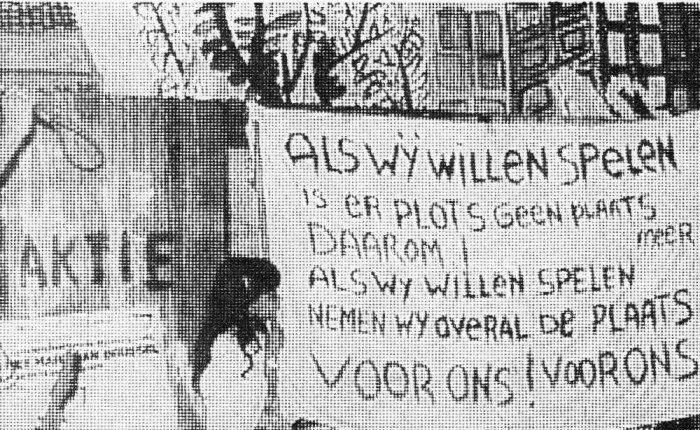 Veertig jaar geleden: Stekelbees zet in Temse de boel opstelten