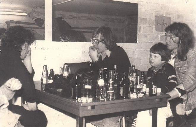 Johan Verminnen op de Lokerse Feesten1979