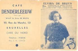 Elvire/Willy De Bruyn(1914-1989)