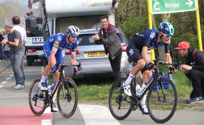 Kasper Asgreen wint de Ronde vanVlaanderen