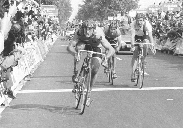 Veertig jaar geleden: Jan Raas wint omstreden wereldkampioenschap