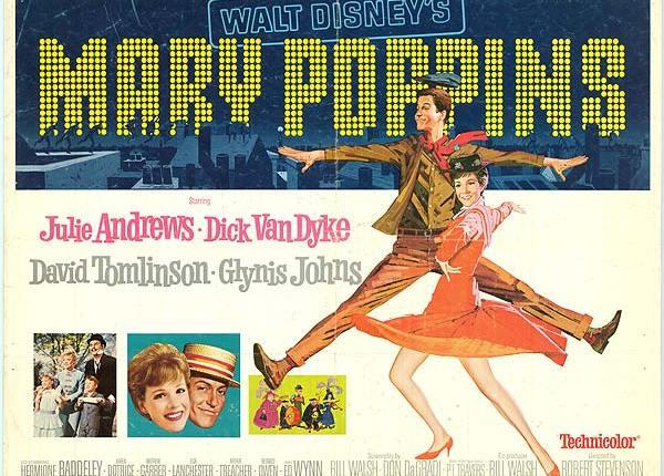 """55 jaar geleden: première van """"MaryPoppins"""""""