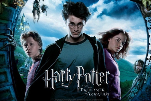"""Harry Potter and the Prisoner of Azkaban"""