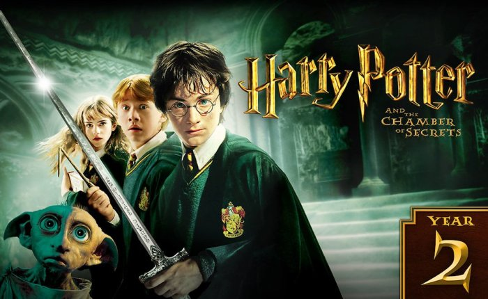 """""""Harry Potter and the Chamber ofSecrets"""""""