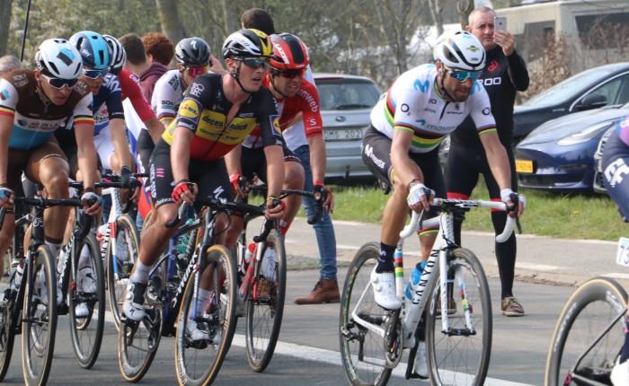 Alejandro Valverde wint in deVuelta