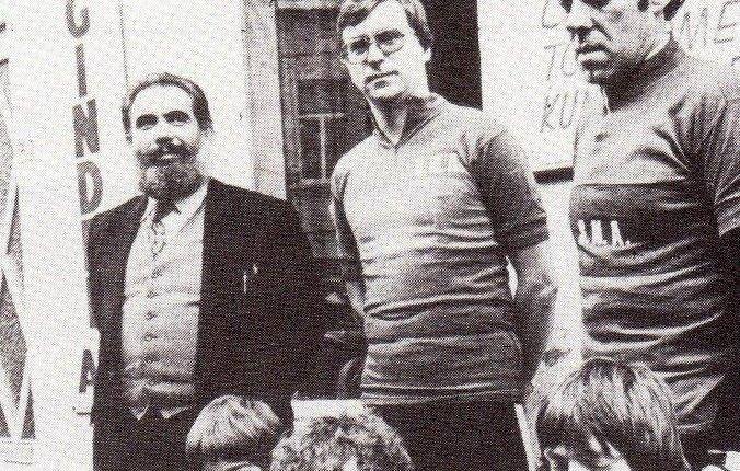 35 jaar geleden: trainingsrit metSNA