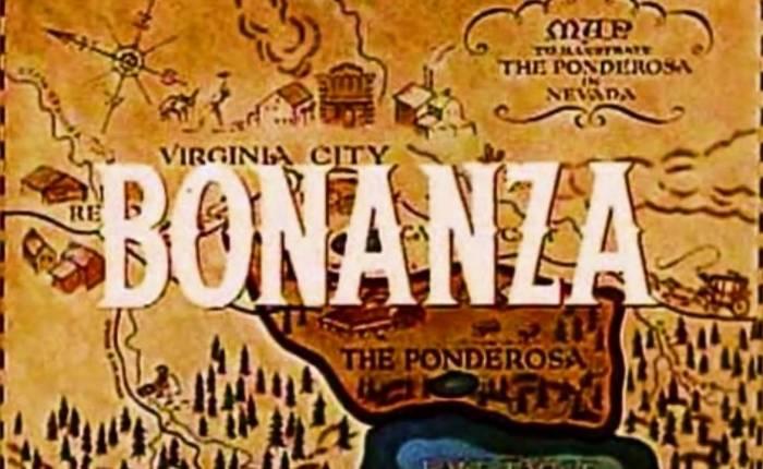 """Zestig jaar geleden: de eerste aflevering van """"Bonanza"""""""