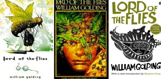 "65 jaar geleden: publicatie van ""Lord of the Flies"""