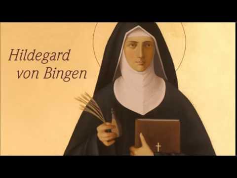 Hildegard van Bingen(1098-1179)
