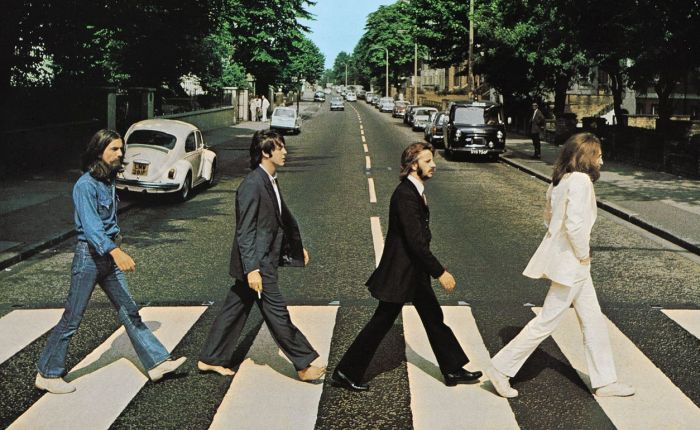"""Vijftig jaar geleden: release van """"AbbeyRoad"""""""