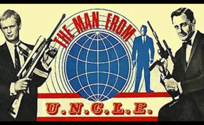 "55 jaar geleden: ""The Man from U.N.C.L.E."""