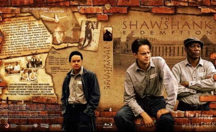 """25 jaar geleden: première van """"The Shawshank Redemption"""""""