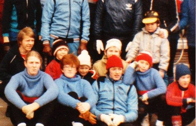 35 jaar geleden: met SNA naar de Maertensvrienden
