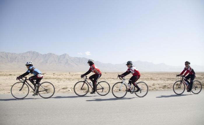Als fietsen een daad van verzetwordt
