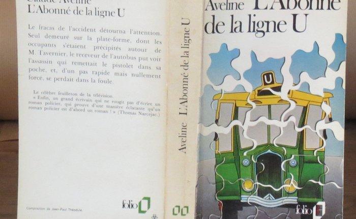 """65 jaar geleden: eerste aflevering van """"L'abonné de la ligneU"""""""
