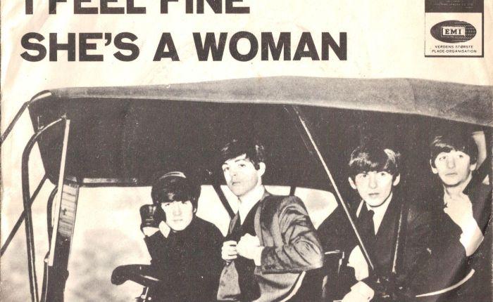 """55 jaar geleden: The Beatles nemen """"I feel fine""""op"""