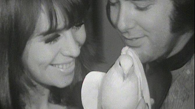 Vijftig jaar geleden: huwelijk van Anneke Soetaert met ScottBradford