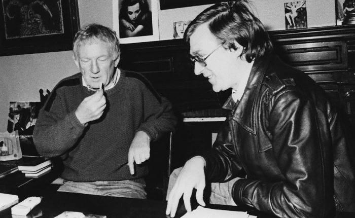 """25 jaar geleden: Hugo Claus in """"De ZevendeDag"""""""