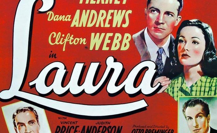 """75 jaar geleden: première van """"Laura"""""""