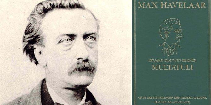 """160 jaar geleden: Multatuli schrijft """"MaxHavelaar"""""""
