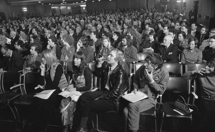 Vijftig jaar geleden: de Notenkrakersbeweging