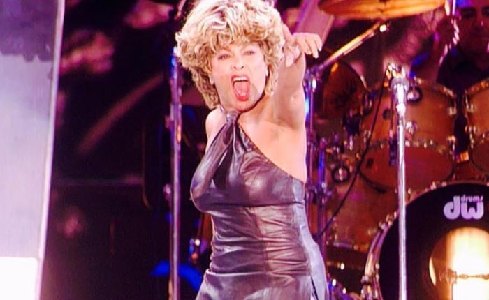 Tina Turner wordttachtig…