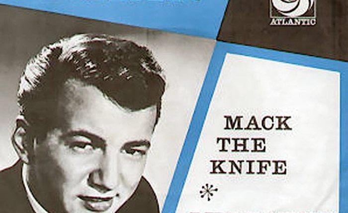 """Vijftig jaar geleden: Grammy voor """"Mack the Knife"""" (BobbyDarin)"""