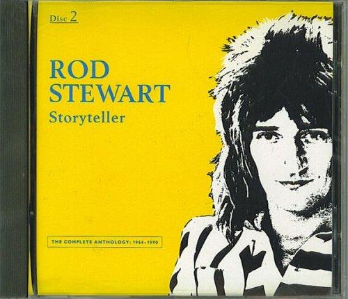 "Dertig jaar geleden: ""Storyteller"" (RodStewart)"
