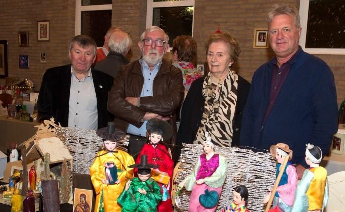 Expo 'Kerststallen uit de gansewereld'