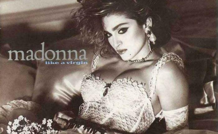 "35 jaar geleden: ""Like a virgin"" op nummeréén"