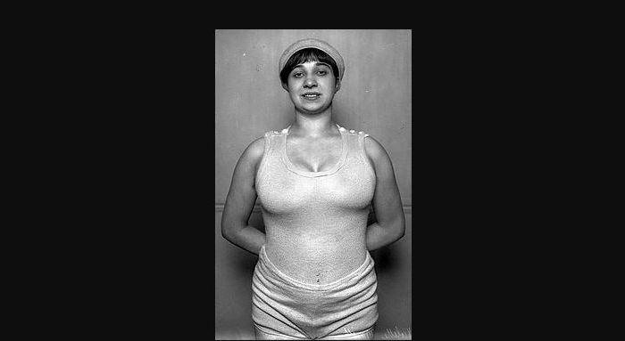 Violette Morris (1893-1944), femme quicourt