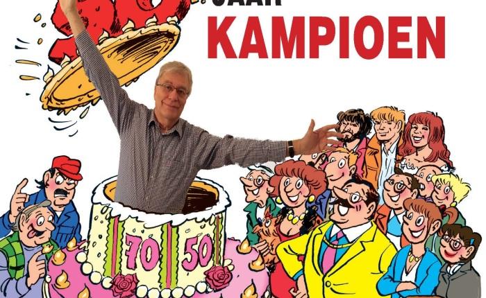 Biografie Hec Leemans op z'n zeventigste verjaardag voorgesteld inTemse