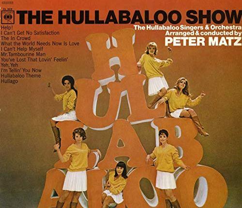 "55 jaar geleden: ""Hullabaloo"" optelevisie"