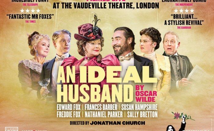 "125 jaar geleden: première van ""An Ideal Husband"" (OscarWilde)"
