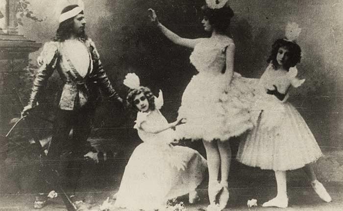 """125 jaar geleden: nieuwe choreografie voor """"Het Zwanenmeer"""""""