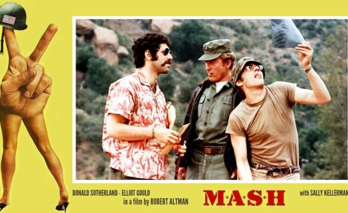 """Vijftig jaar geleden: première van """"M*A*S*H"""""""