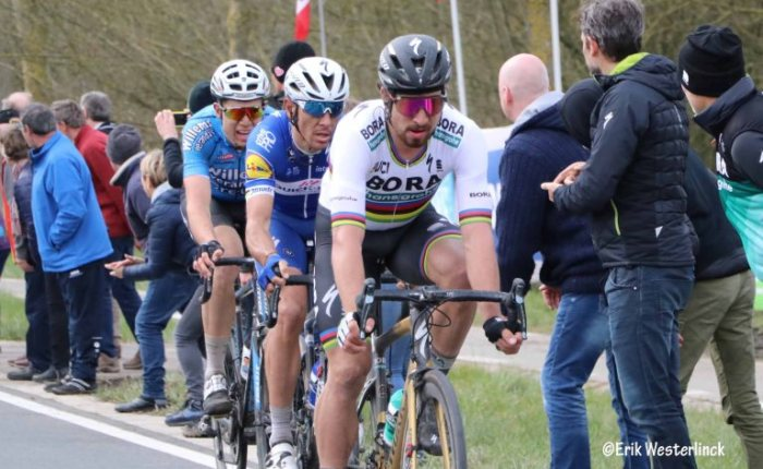 Peter Sagan wint in de Giro…