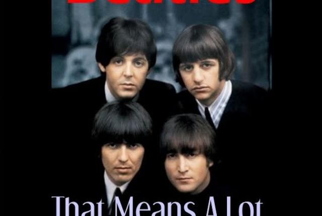 """55 jaar geleden: The Beatles proberen """"That means a lot"""" op tenemen"""