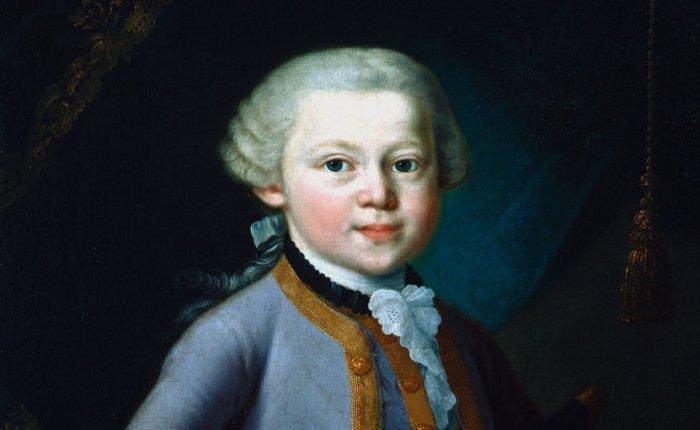 255 jaar geleden: de 9-jarige Mozart schrijft zijn eerstesymfonieën