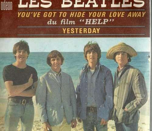 "55 jaar geleden: The Beatles nemen ""You've got to hide your love away"" op"