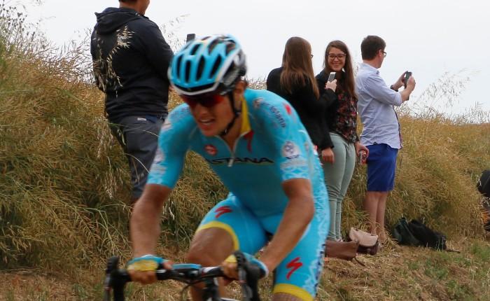 Jakob Fuglsang wint de Ronde vanLombardije