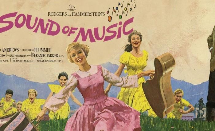 """55 jaar geleden: première van """"The Sound ofMusic"""""""